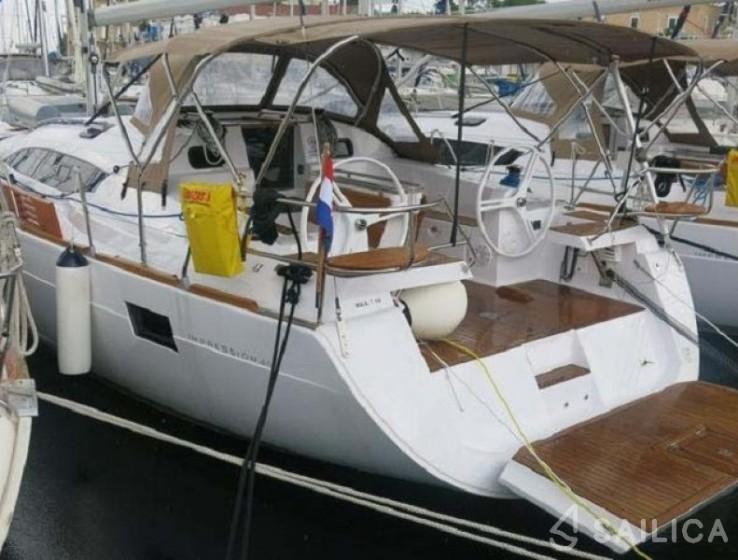 Elan Impression 45 - Yacht Charter Sailica