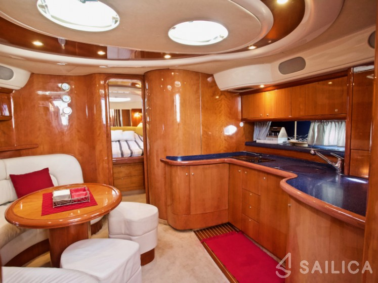 Cranchi Mediterranee 50 HT - Sailica Yacht Booking System #22
