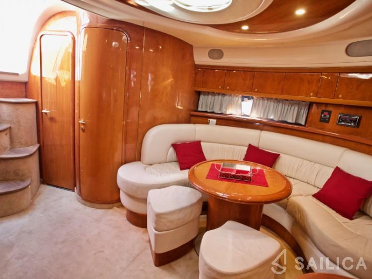 Cranchi Mediterranee 50 HT - Sailica Yacht Booking System #24