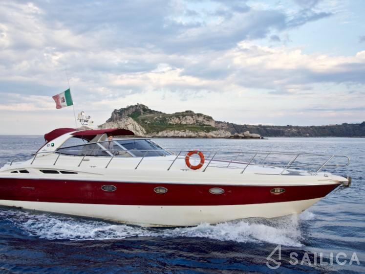 Cranchi Mediterranee 50 HT - Sailica Yacht Booking System #19