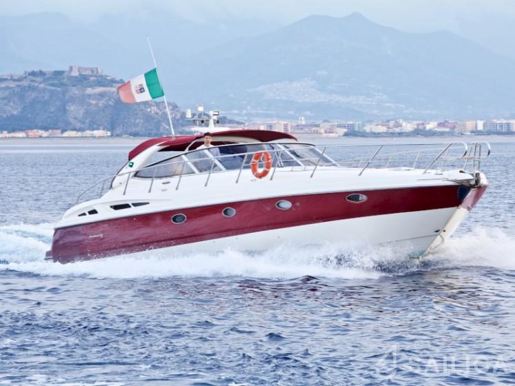 Cranchi Mediterranee 50 HT - Sailica Yacht Booking System #21
