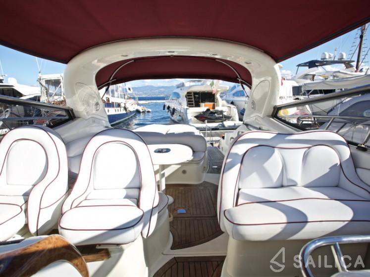 Cranchi Mediterranee 50 HT - Sailica Yacht Booking System #8