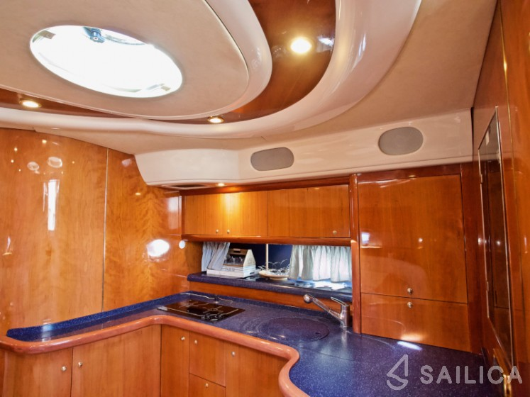 Cranchi Mediterranee 50 HT - Sailica Yacht Booking System #15
