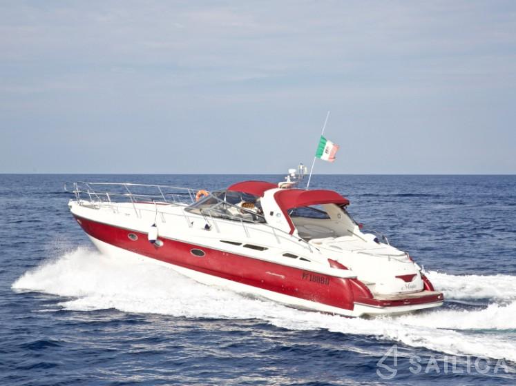 Cranchi Mediterranee 50 HT - Sailica Yacht Booking System #23