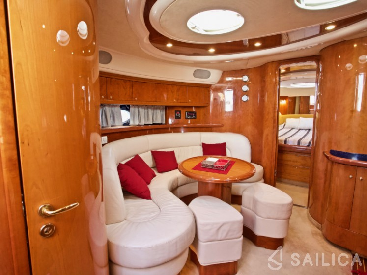 Cranchi Mediterranee 50 HT - Sailica Yacht Booking System #11