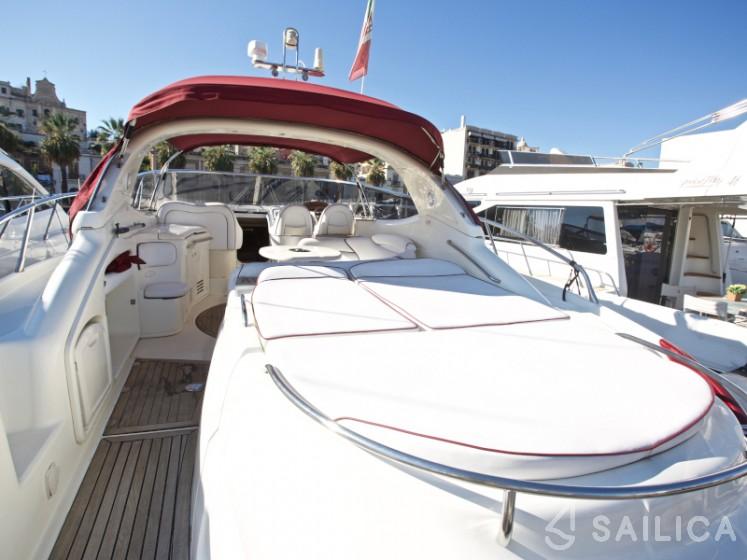 Cranchi Mediterranee 50 HT - Sailica Yacht Booking System #9