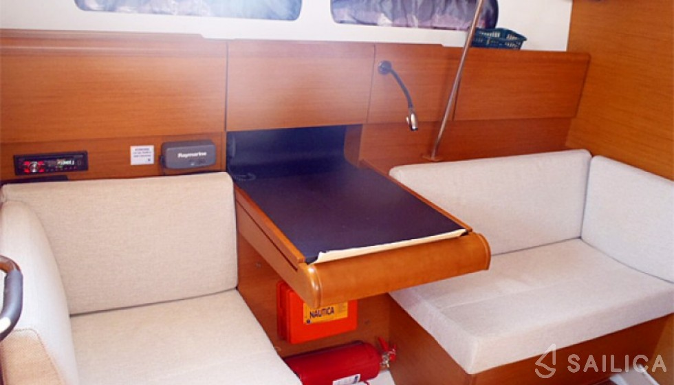 Sun Odyssey 439 - Sailica Yacht Booking System #4