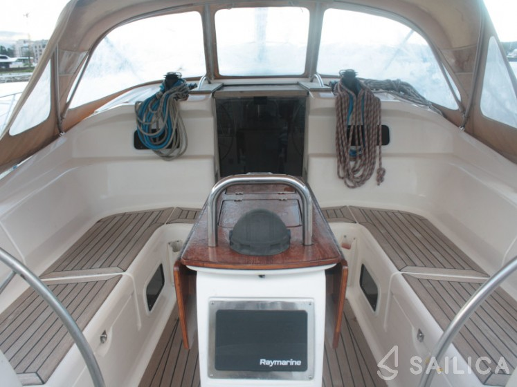 Elan 434 - Yacht Charter Sailica