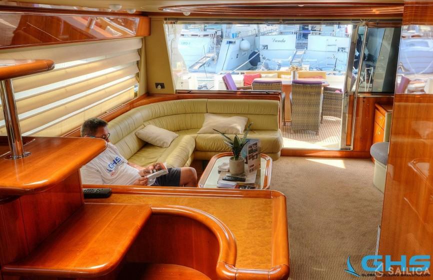 Ferretti 680 - Yacht Charter Sailica