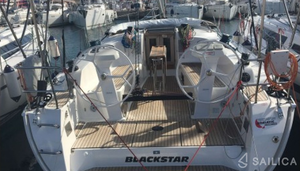 Bavaria Cruiser 41S - Yacht Charter Sailica