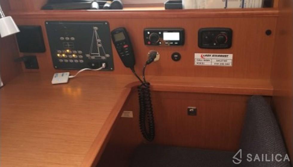 Bavaria Cruiser 41S - Sailica Yacht Booking System #5