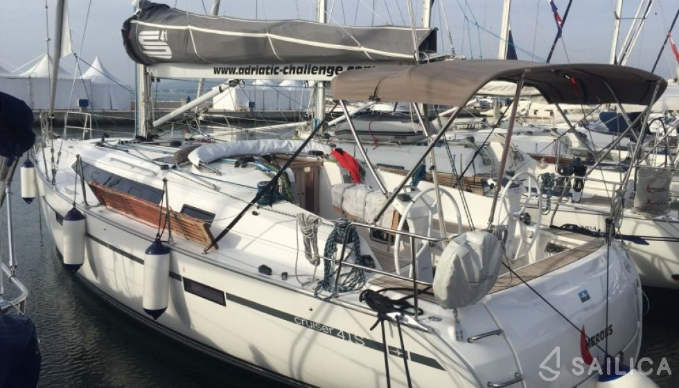 Rent Bavaria Cruiser 41S in Croatia - Sailica