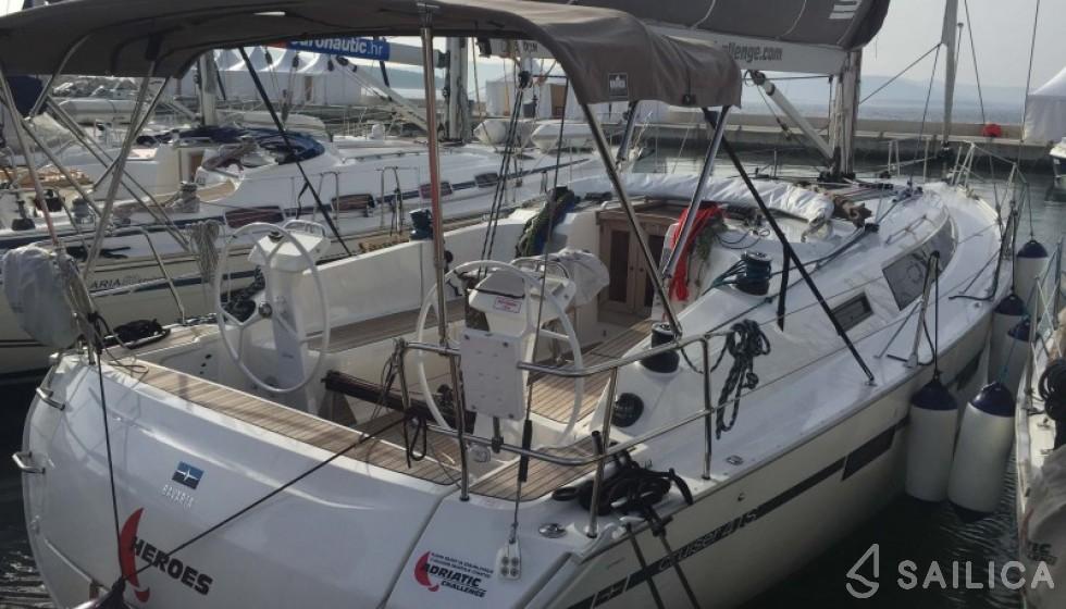 Bavaria Cruiser 41S in Marina Kornati - Sailica