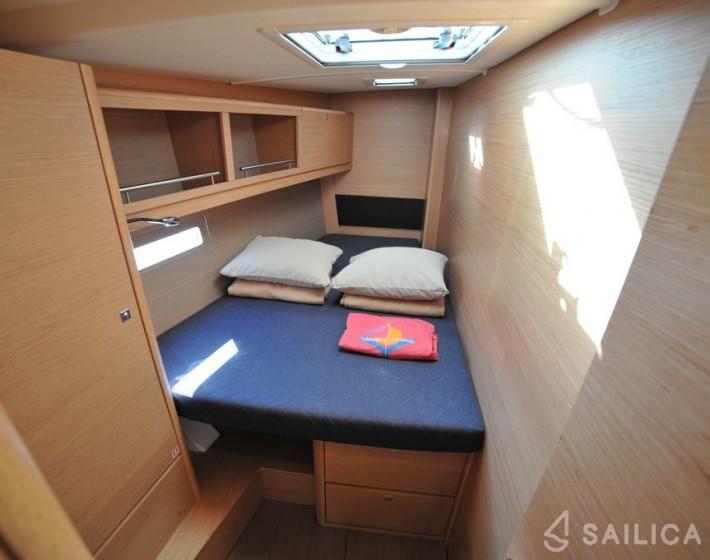 Dufour 56  - Yacht Charter Sailica