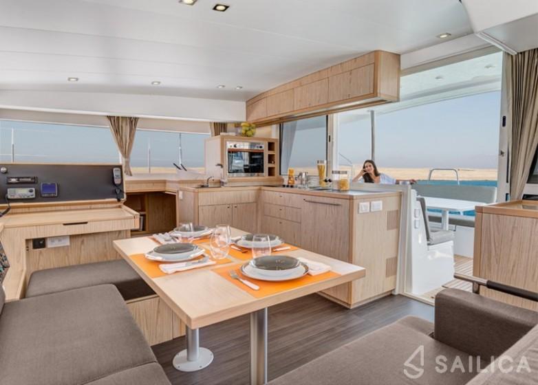 Lagoon 400 S2. - Yacht Charter Sailica