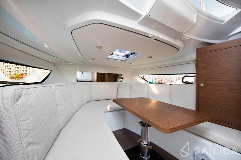 Cap Camarat 10.5 WA - Yacht Charter Sailica