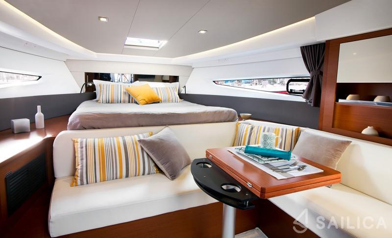 Leader 36 - Yacht Charter Sailica