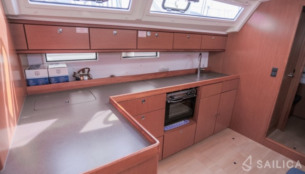 Bavaria Cruiser 46 C - Sailica Yacht Booking System #7