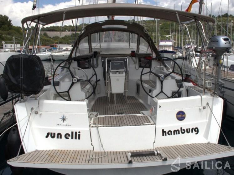 Sun Odyssey 389 - Yacht Charter Sailica