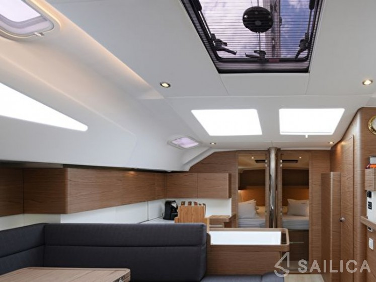 Elan 50 Impression - with AC - Yacht Charter Sailica