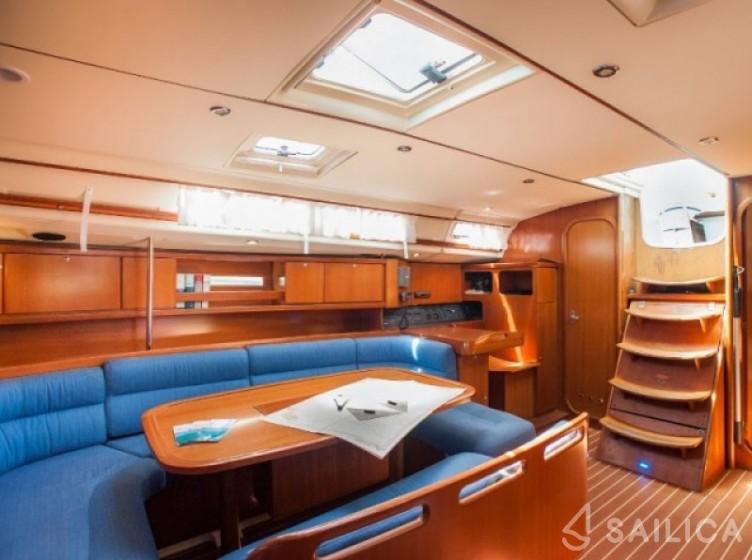 Dufour 455 - Yacht Charter Sailica