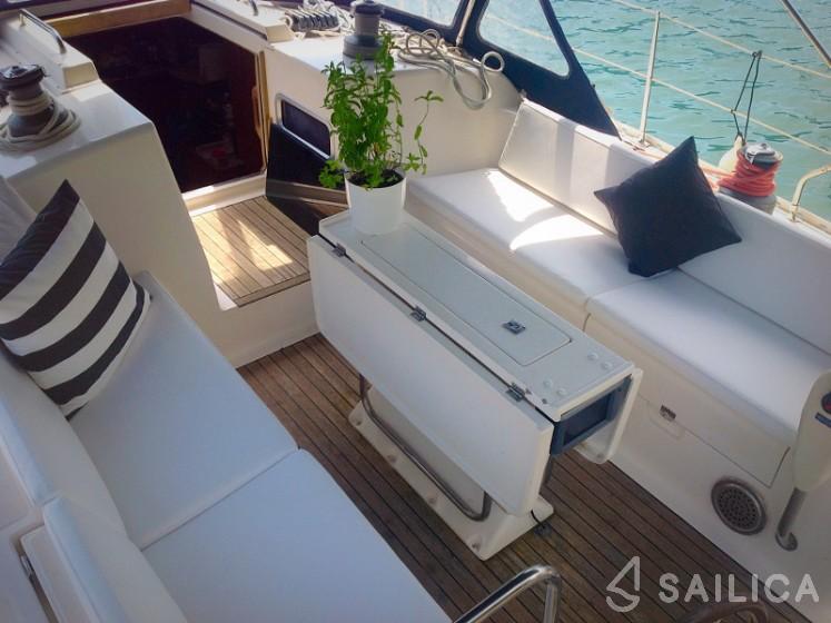 Elan 45 - Yacht Charter Sailica