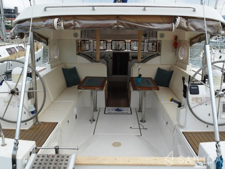 Atoll 6 - Yacht Charter Sailica