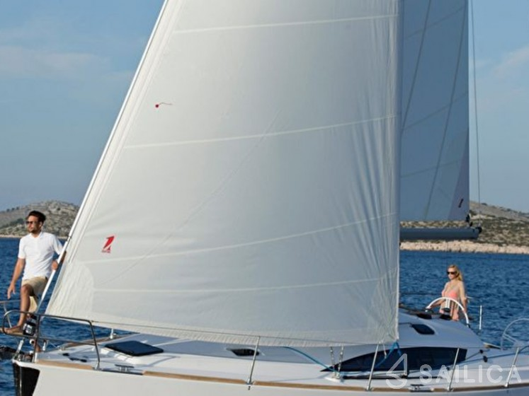 Elan 40 Impression - with AC - Yacht Charter Sailica