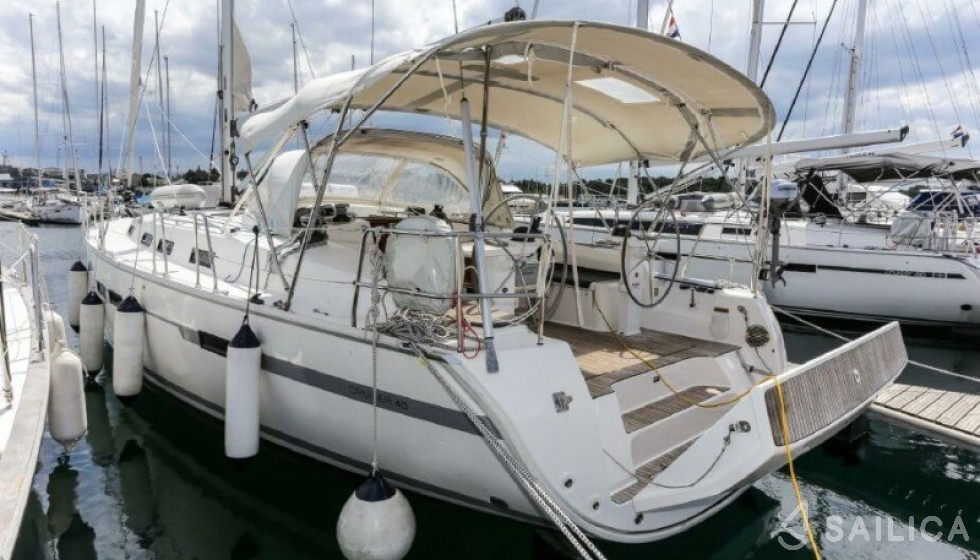 Rent Bavaria 45 Cruiser in Italy - Sailica