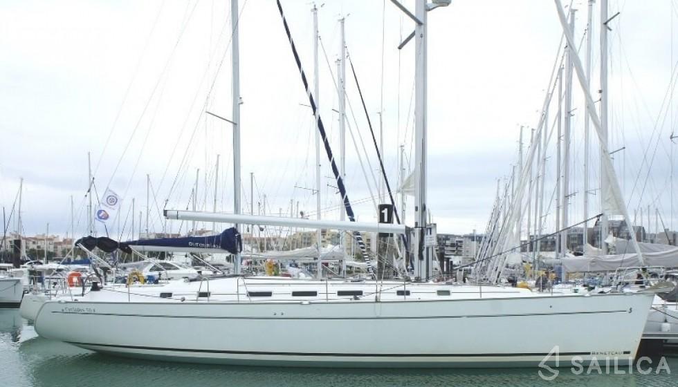 Cyclades 50.4 - Yacht Charter Sailica