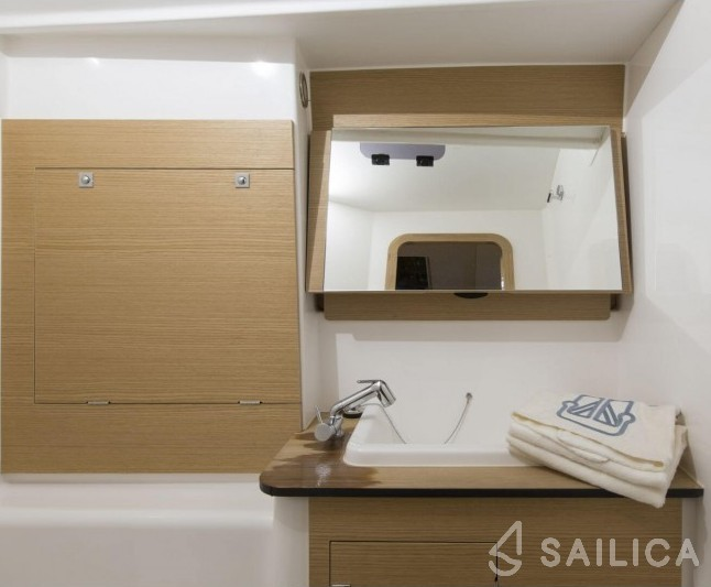 Dufour 460 Grand Large - Sailica Yacht Booking System #8