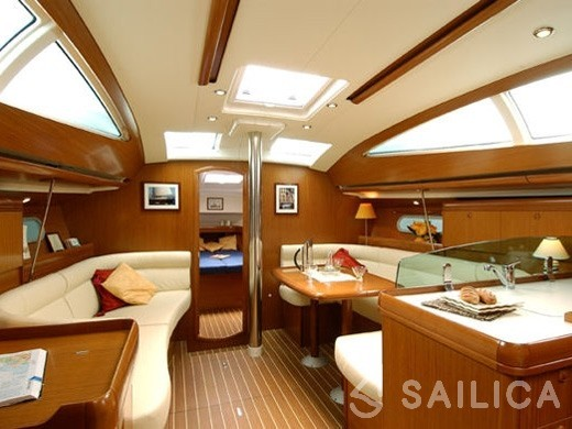 Sun Odyssey 42DS - Yacht Charter Sailica