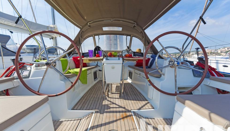Sun Odyssey 409 - Sailica Yacht Booking System #12