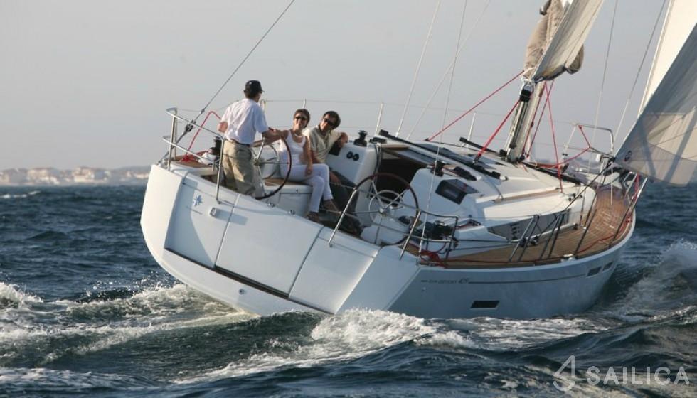 Sun Odyssey 409 - Sailica Yacht Booking System #9
