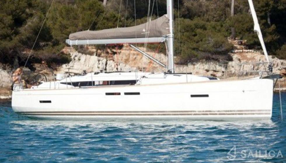 Sun Odyssey 409 - Sailica Yacht Booking System #6