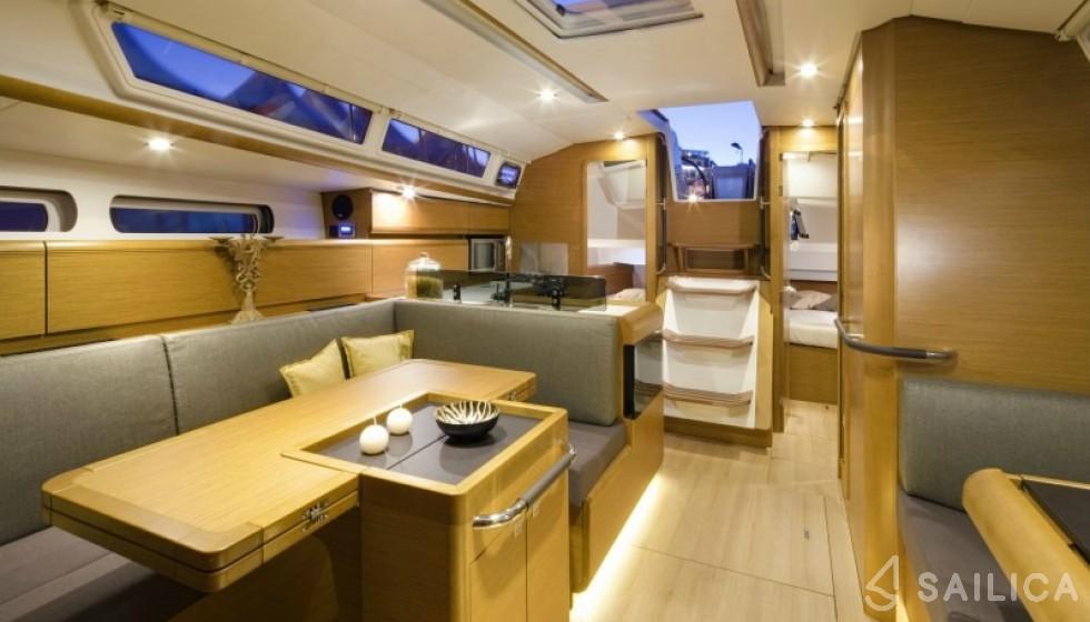 Sun Odyssey 409 - Sailica Yacht Booking System #13