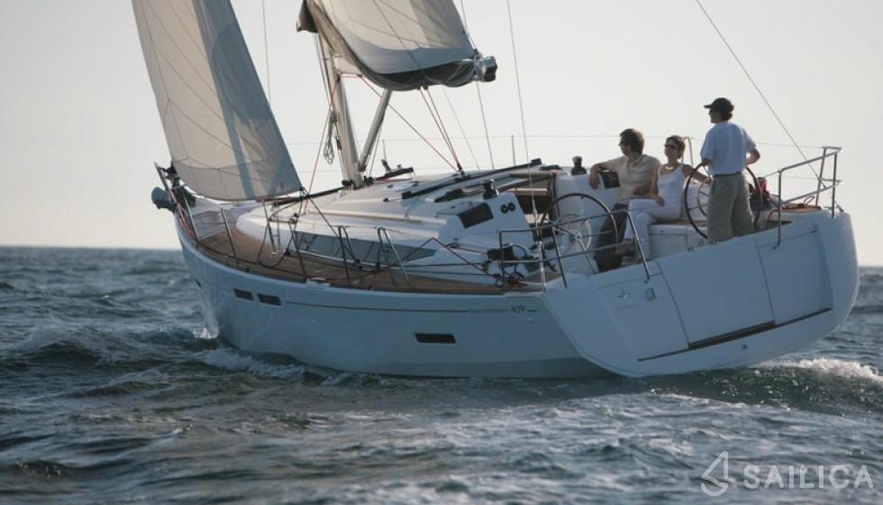 Sun Odyssey 409 - Sailica Yacht Booking System #8
