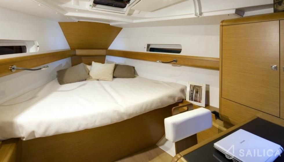 Sun Odyssey 409 - Sailica Yacht Booking System #16