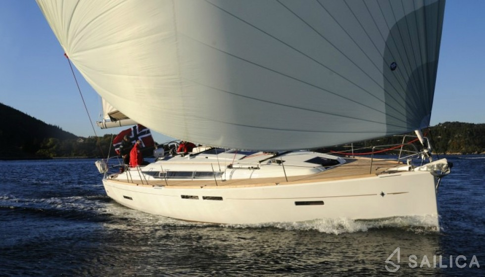 Sun Odyssey 409 - Sailica Yacht Booking System #5