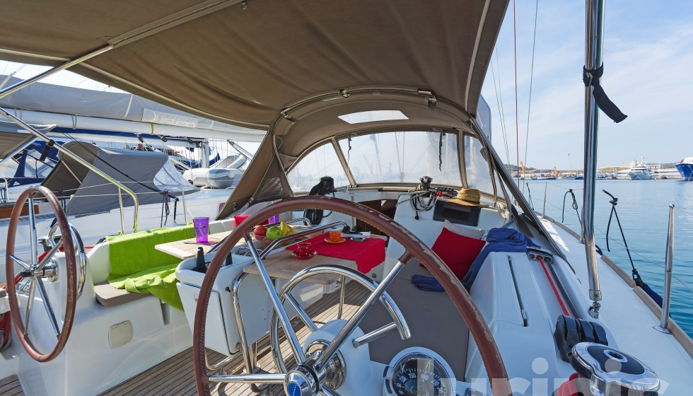 Sun Odyssey 409 - Sailica Yacht Booking System #11