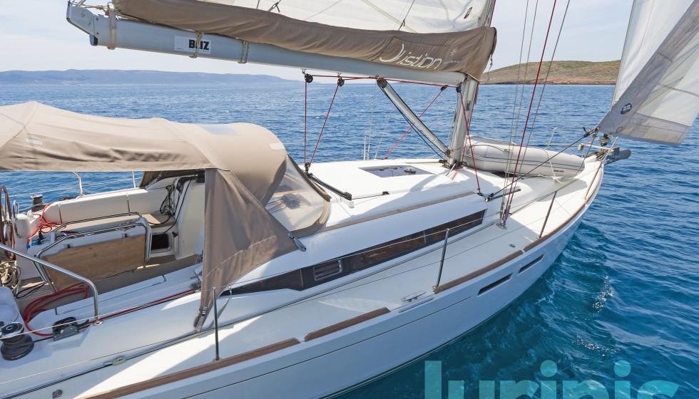 Sun Odyssey 409 - Sailica Yacht Booking System #7