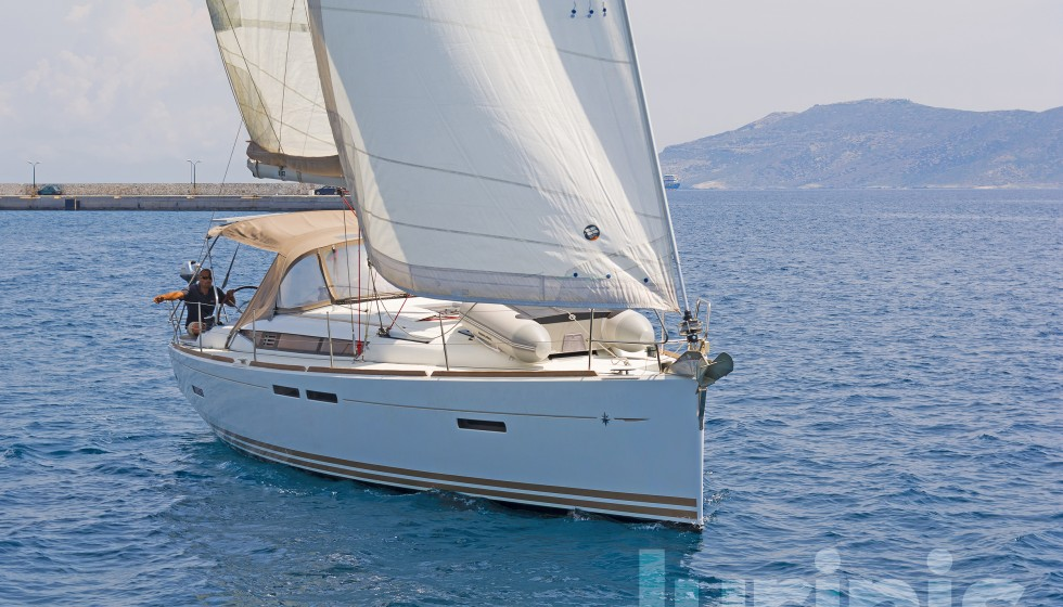 Sun Odyssey 409 - Sailica Yacht Booking System #4