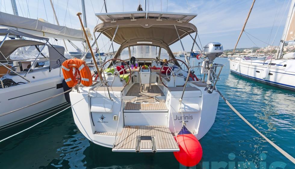 Sun Odyssey 409 - Sailica Yacht Booking System #10