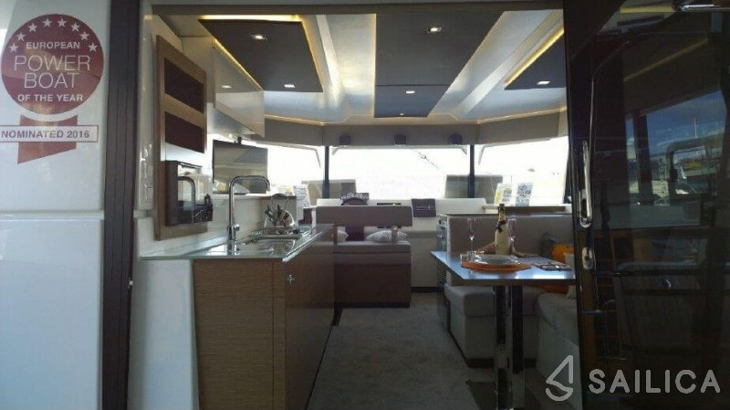 Fountaine Pajot MY 37 - Sailica Yacht Booking System #7