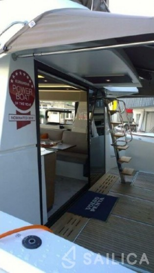 Fountaine Pajot MY 37 - Sailica Yacht Booking System #6
