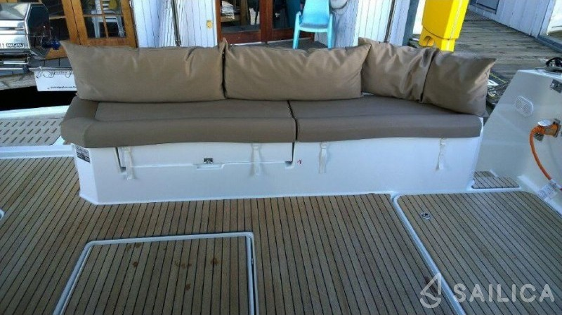 Fountaine Pajot MY 37 - Sailica Yacht Booking System #5