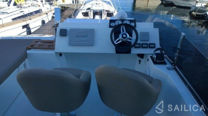Fountaine Pajot MY 37 - Sailica Yacht Booking System #4