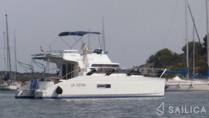 Highland 35 - Yacht Charter Sailica