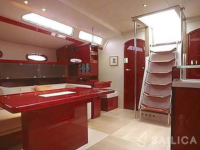 Hanse 531 - Yacht Charter Sailica