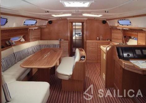 Bavaria 50 Cruiser - Yacht Charter Sailica